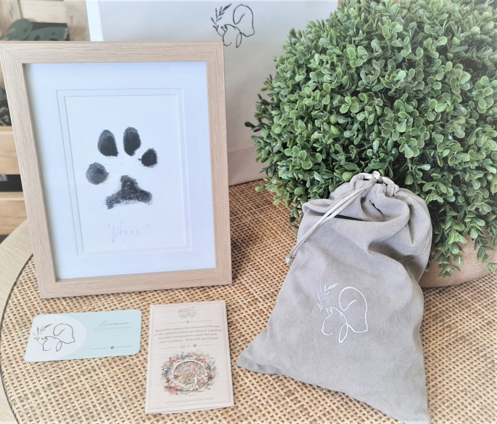 dog cremation perth package